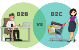 B2B-B2C-Business to Business to consumer