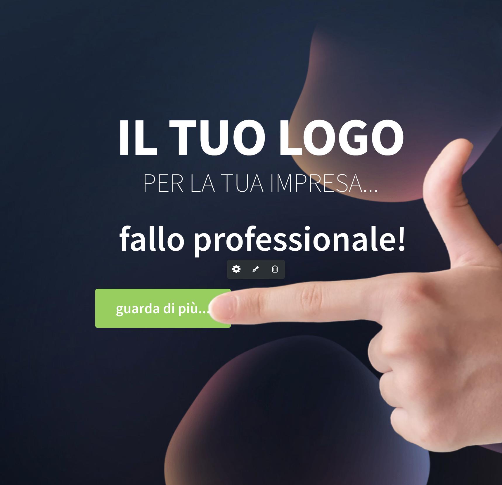 il tuo logo