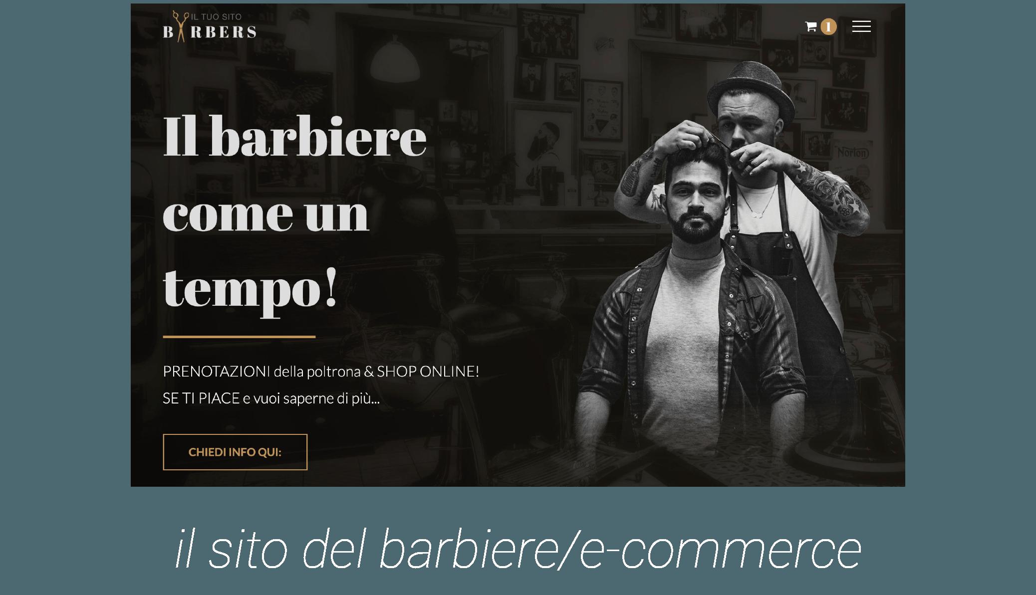 Il sito del barbiere